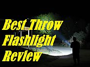 Best Throw Flashlight Review 2017 - Best Red Flashlight Review