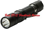 Best EDC Flashlight Review 2017 - Best Red Flashlight Review