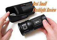 Best Small Flashlight Review 2017 - Best Red Flashlight Review