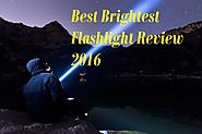 Best Brightest Flashlight Review 2017 - Best Red Flashlight Review