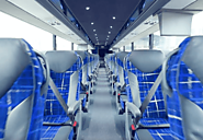 Charter Bus Rentals Houston Texas | Motor Coach with Restroom