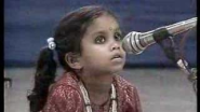 Sri nidhi - Wonder Kid of Carnatic Music - YouTube