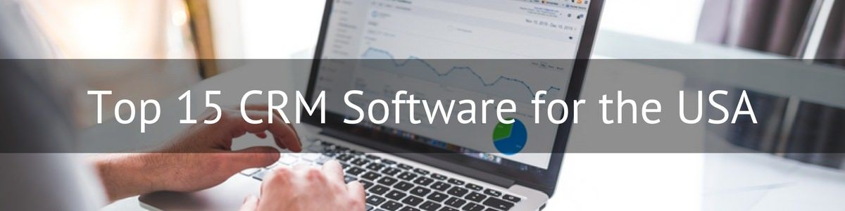 Headline for 15 Best CRM Software You Have to Know About !!!