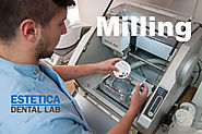 Dental Milling Centre | Digital Milling and Scan Centre - Estetica Dental Lab, London, UK