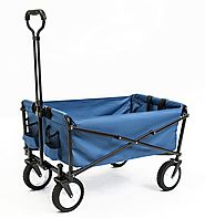 5 Best Folding Wagons in 2017 (July. 2017)