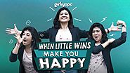 Girliyapa's When Little Wins Make You Happy