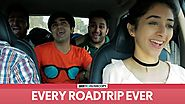 FilterCopy | Every Roadtrip Ever | Ft. Veer, Kritika, Akash Deep, Viraj