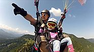 Enjoy the Paragliding in Colorado Springs