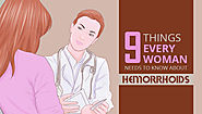 Things Every Woman Needs To Know About Hemorrhoids