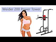 Weider 200 Power Tower Review