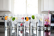 Healthy Drinks: 7 Days of Fruit-Infused Sparkling Water - Modern Parents Messy Kids