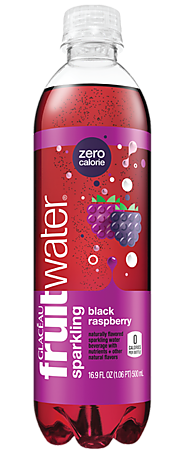 Glaceau Fruit Water - Coca Cola Nutrition Facts