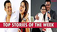 Salman's Concern For Katrina | Aamir Maintains Good Bond With Kangana | Top Stories Of The Week - YouTube