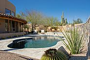 The hottest month in Arizona is here! How to start enjoying your backyard?