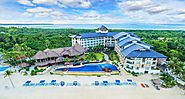 The Bellevue Resort in Panglao, Bohol, Philippines