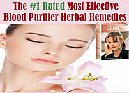 Natural Blood Cleanser Supplements, Herbal Pills to Cure Acne Pimples