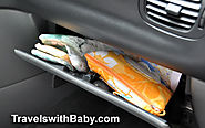 Tips for changing diapers during road trips with baby