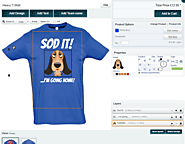 Make Your Own T-shirt Online - T-shirt Printing