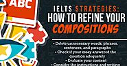 IELTS Strategies: How to Refine your Compositions