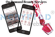 Multi featured Beauty and Wellness On Demand App | NCrypted Websites