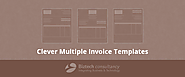 Odoo Clever Multiple Invoice Template App - AppJetty