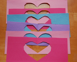 Cutting Hearts: Tracing and Scissor Practice