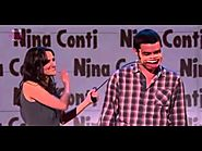 Nina Conti - Best Ventriloquist Act Ever! Comedy 2012