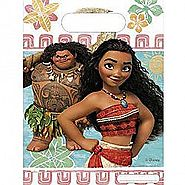 Moana Party Bags