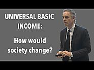 Jordan Peterson's remarks on UBI