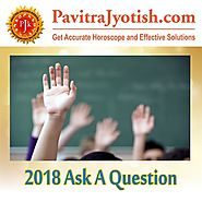 2018 Ask a Question Detailed Guidance