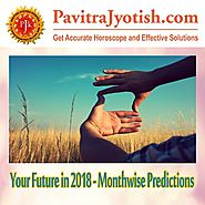 Your Future in 2018 Monthly Prediction