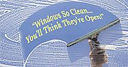 How Does Professional Window Cleaning Services Help You