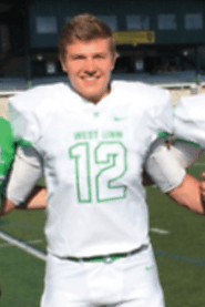 Ethan Long 6-2 205 QB West Linn
