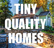 Tiny Quality Homes For The Tiny House Movement