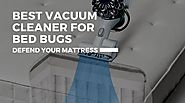 What Is The Best Vacuum Cleaner For Bed Bugs Hiding In Your Mattress