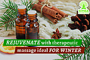 Why does massage therapy beneficial for your body in winter?