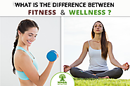 What is the difference between Fitness and Wellness? | Nimba Nature Cure Village