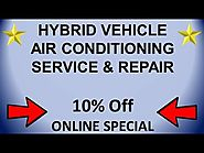 Hybrid Vehicle Auto Air Conditioning Service in Santa Maria - Main Street Shell Service
