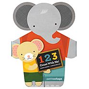Shop this 1-2-3 Count with Me Board Book Online