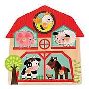 Buy this Musical Puzzle - My Little Farm Friends