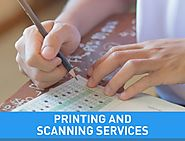 OMR Sheet Printing and Scanning Services in India