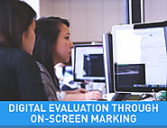 On Screen Marking and Assessment Services for Board Examination in Delhi, India