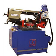 Horizontal Band Saws - Metal Cutting Bandsaw - Bandsaw Manufacturer