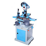 Tool and Cutter Grinder - Daljit Machines - Drilling Machines Manufacturers & Exporters