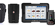 Details about an automotive diagnostic scanner