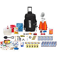 Ready Roller Emergency Kit (5 Person)