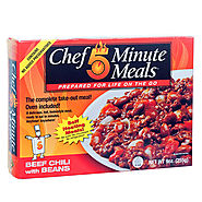 Chef 5 Minute Meals - Self Heating