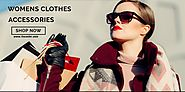 Female Accessories and Fashion Clothes For Women