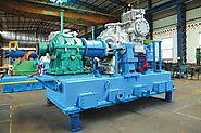 EXTRACTION CONDENSING TURBINES - Steam Turbine Manufacturing Companies