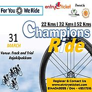 Champions Ride 2019 | Online Registration by Entryeticket